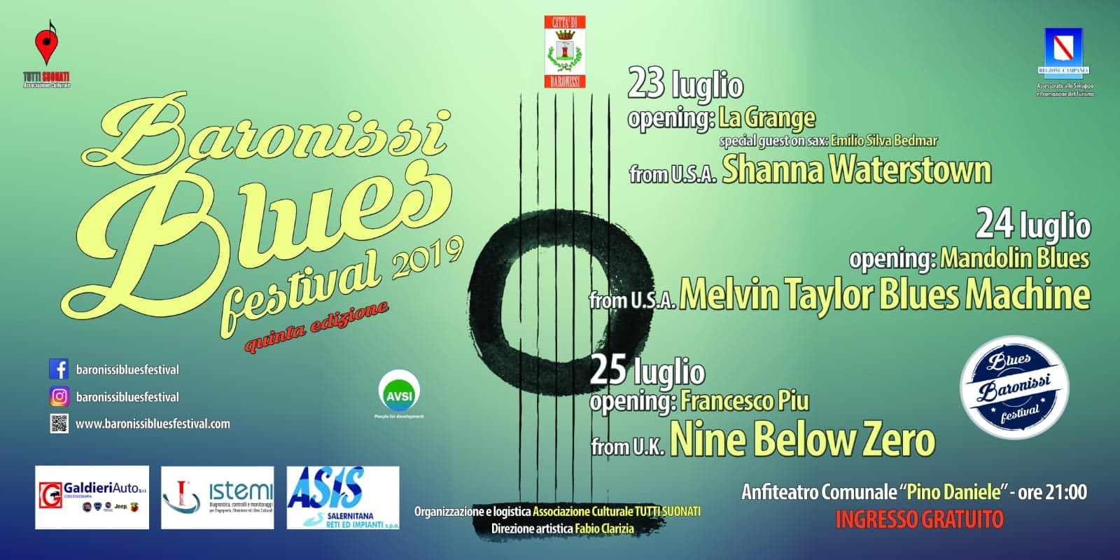 Baronissi Blues Festival 2019